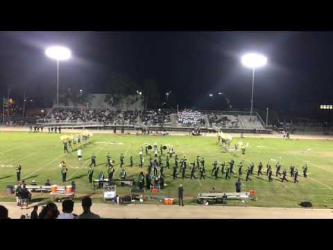 "Cabrillo Marching Band ""ROCK!"" The Field Show 2016"