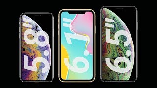 First 2019 iPhone XI Rumors: Smaller Notch & No 3D Touch!