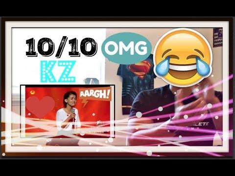 [BEST REACTION!] She RANKED 6th   KZ TANDINGAN sings MANDARIN SONG 你不知道的痛   SINGER 2018