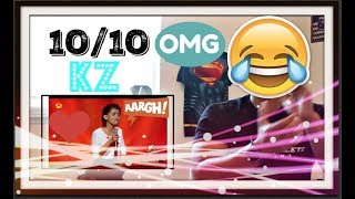 [BEST REACTION!] She RANKED 6th | KZ TANDINGAN sings MANDARIN SONG 你不知道的痛 | SINGER 2018