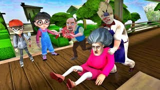 Scary Teacher 3D New Update New Valentine Chapter - Gameplay ( ios, Android )
