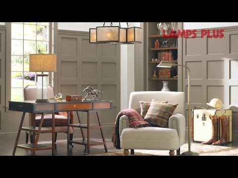 Small Space Decorating Ideas - How to Decorate a Small Living Room - Lamps Plus