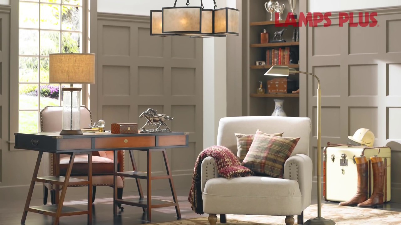Small Space Decorating Ideas   How To Decorate A Small Living Room   Lamps  Plus   YouTube
