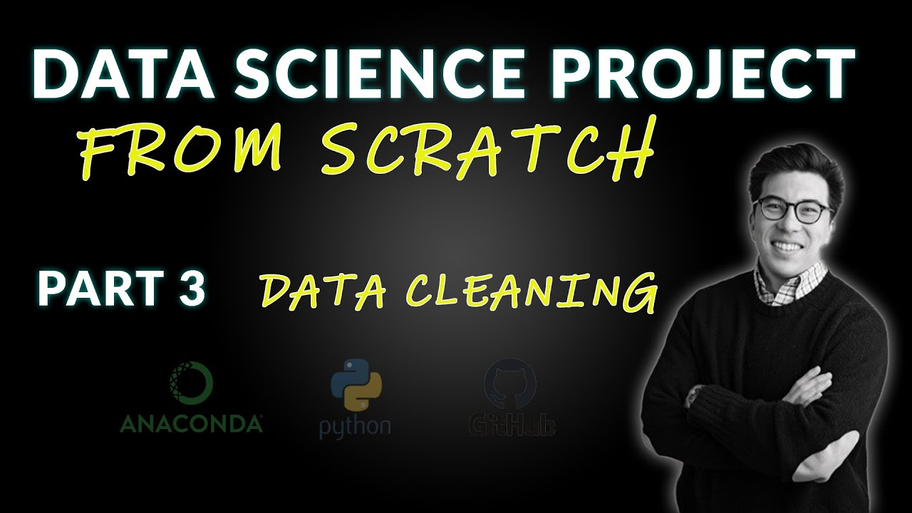Data Science Project from Scratch - Part 3 (Data Cleaning)