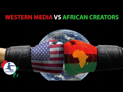 Why the Only Weapon to Stop Western Media's War on Africa is Creating our Own Content