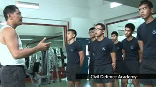 Singapore Civil Defence Force - The Life Saving Force