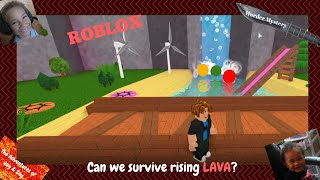 Roblox: Mystery 2 & The Floor is Lava: Jay Couldn't choose!