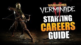 How to play all the base classes // Warhammer: Vermintide 2