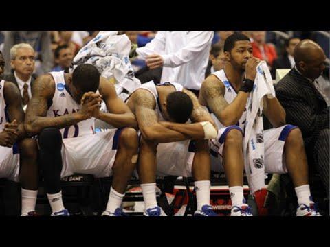 Every Kansas NCAA Tournament Loss Since 2009