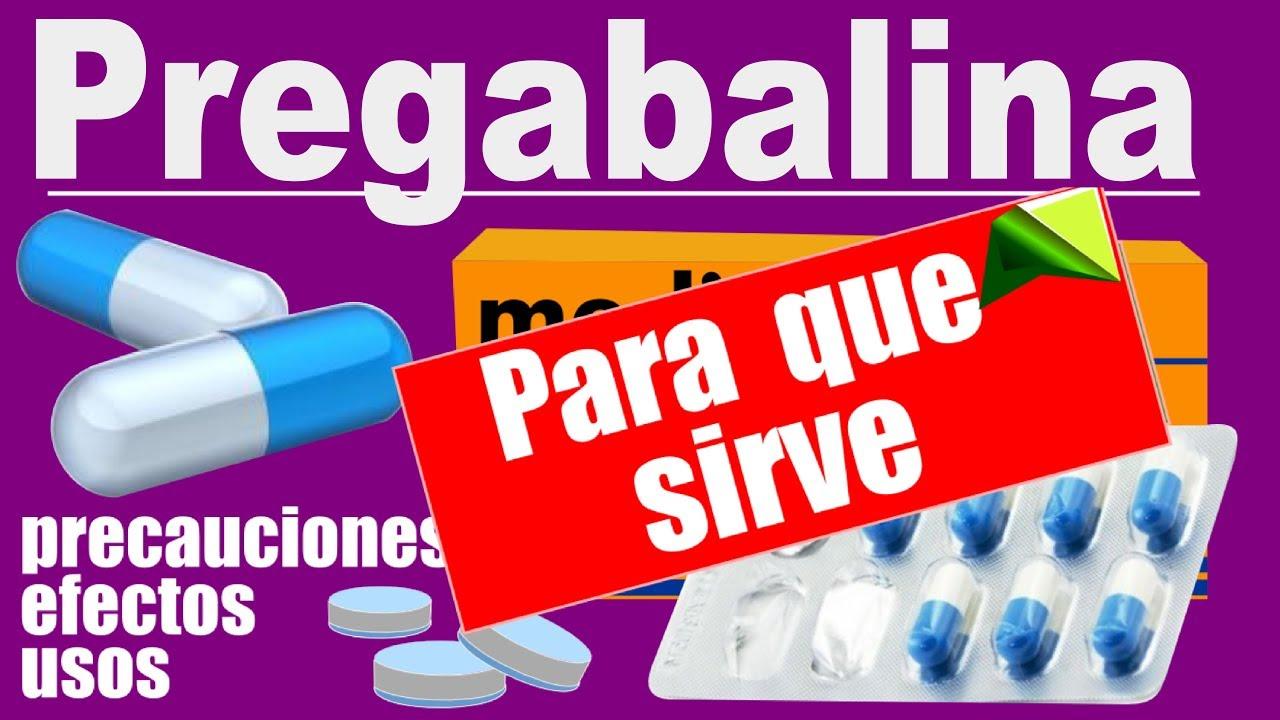 medicamento lyrica para que se utiliza