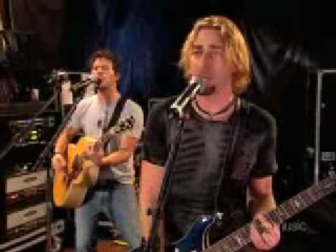 Photograph - Nickelback (studio)