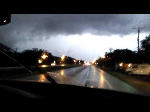 Driving through Downtown Temple Terrace, FL
