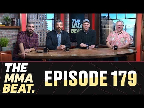 The MMA Beat Live -- February 8, 2018
