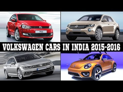 Upcoming Volkswagen Car Launches In India For 2015-16