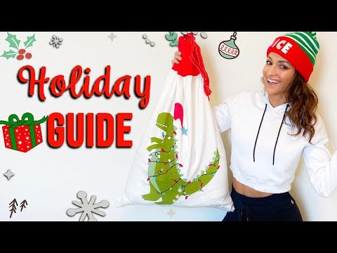 HOLIDAY GIFT GUIDE   Fitness gift ideas ��