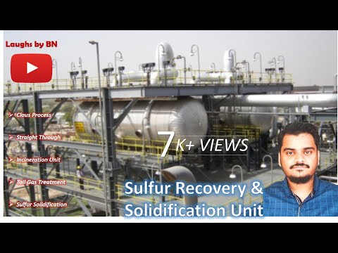 "Sulfur Recovery Unit ""Process Description"""