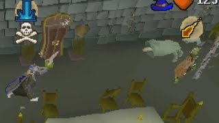 He Accidentally logged into a PvP World Risking BANK thumbnail