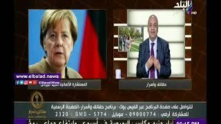 مصطفى بكري: 'تميم' صانع وممول العمليات الإرهابية بالمنطقة.. فيديو