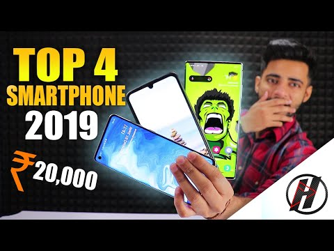 TOP 4 Smartphone Under Rs 20,000 !! 😱🔥 2019