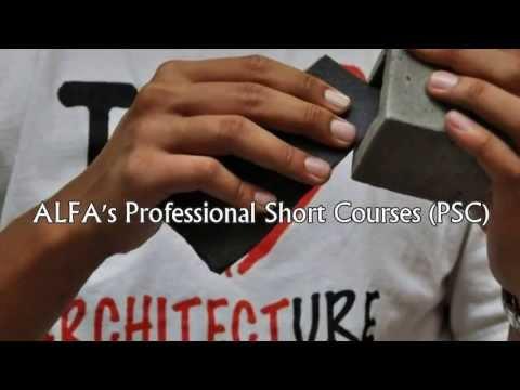 ALFA's Professional Short Courses (PSC) Programme