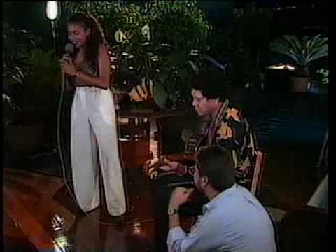 Margareth Menezes - Azul - TV Manchete - 1993
