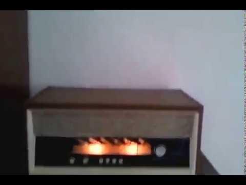 Radio Dubrovnik - Slušanje preko starog radio prijemnika