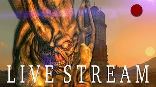 RETURNING TO THE CAPITAL WASTELAND | FALLOUT 3 - JUST DOM LIVE