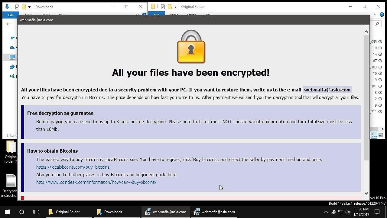 crysis ransomware decryptor tool