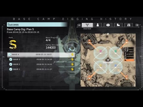 How to skip Base Camp Dig 1 Through 5 +S rank rewards in Metal Gear Survive - skillzerk
