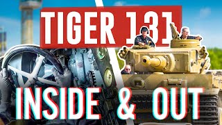 Tiger 131: Inside & Out | The Tank Museum