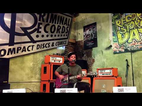 """Lee Bains III """"Sweet Disorder"""" - Live at Criminal Records"""