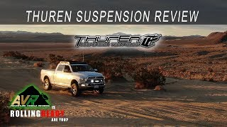 Thuren Suspension - Project Power Wagon - Ram Suspension Upgrade