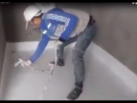 Cách chống thấm  nhà vệ sinh Huyndai Ninh Bình chỉ trong 8 phút