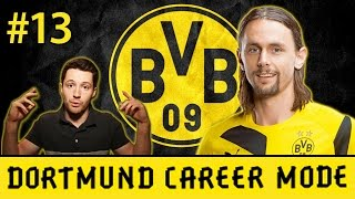 Dortmund Career Mode #13 - BAYERN MUNICH SIX POINTER! - Fifa 15 Thumbnail