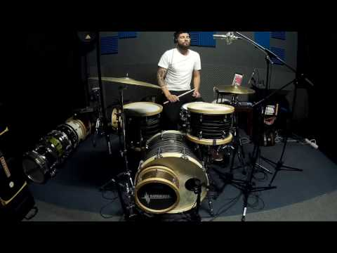 STEVE JORDAN - Never on the Day You Leave (John Mayer) [Drum Cover] by Miki Grau