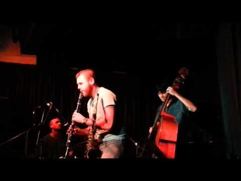 Jam Session @ The Jazz Bar, Edinburgh (John Troy & Jérémie Verdier)