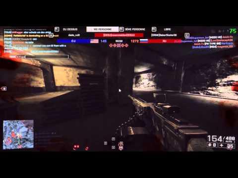 Battlefield 4 Hacker ( Caught in Spectator ) ARMADEDDON DZ ***ScorpionC***