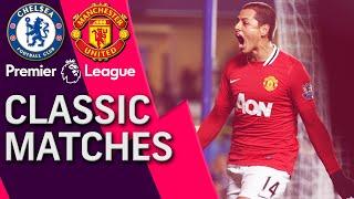 Chelsea v Man United  PREMIER LEAGUE CLASSIC MATCH  2512  NBC Sports