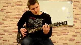 Александр - Обучающийся в Школе Express обучение игре на гитаре.