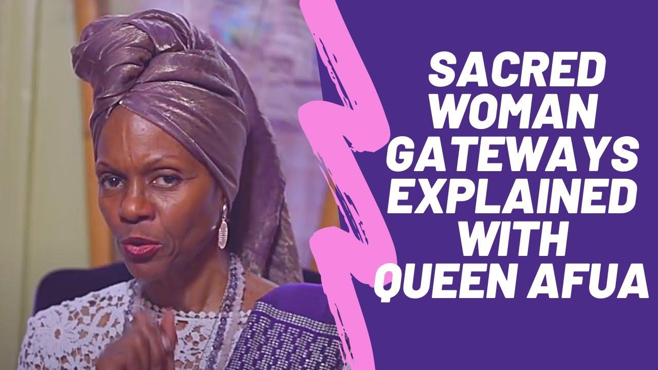 Sacred Woman Program (Online) – Queen Afua