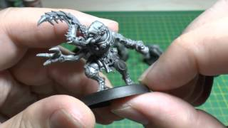 40K Acolyte Hybrids Metamorphs Genestealer Cults Warhammer Hybrid