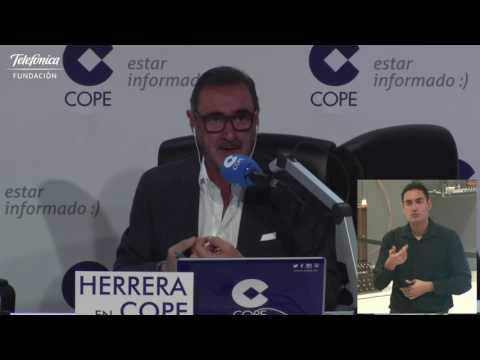 'Herrera en Cope': En directo desde el Espacio | #EspacioFTef