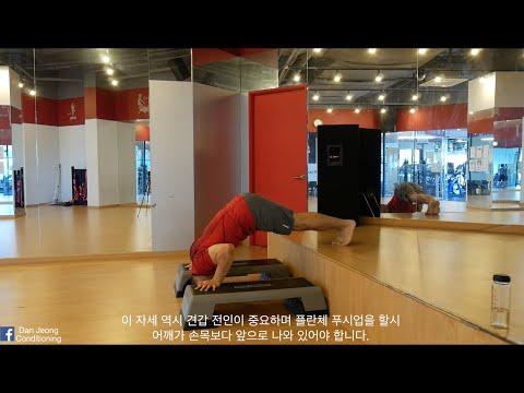 Bodyweight Shoulder Workout Routine (맨몸 어깨운동 루틴)