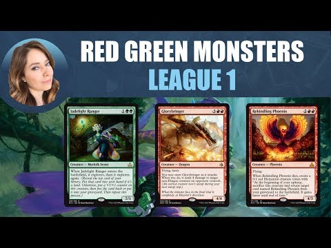 RG Monsters #1 / Standard / Magic: The Gathering