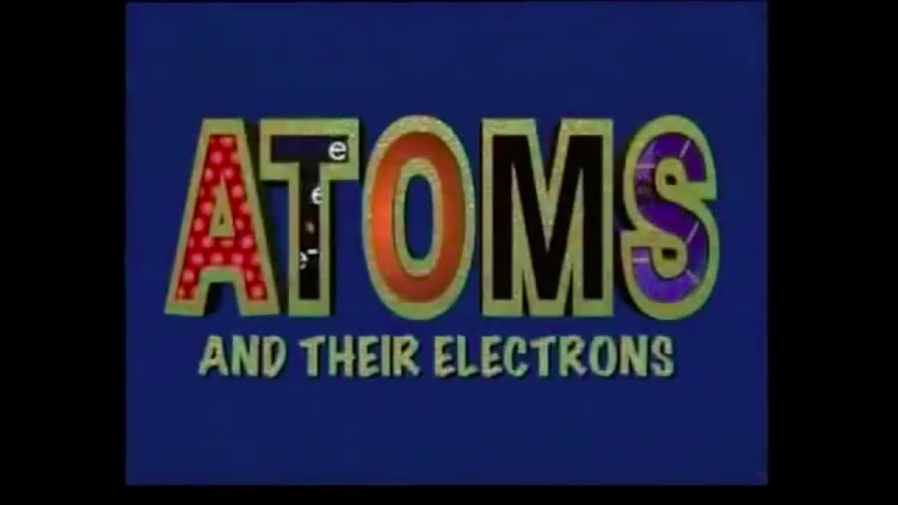Atoms And Their Electrons Youtube