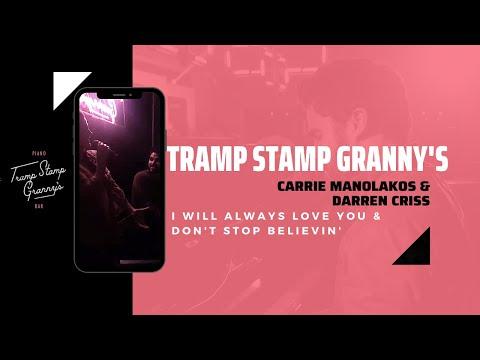 Darren Criss At Tramp Stamp Grannys 05 02 18