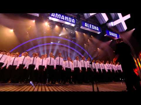 ONLY BOYS ALOUD SING CALON LAN IN THE FINAL OF BRITAINS GOT TALENT 2012 HIGH QUALITY ..