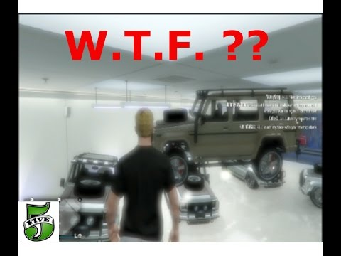 GTA V PC : WTF Is this Modders ?