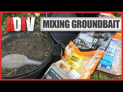AD QuickBite - How To Mix Groundbait