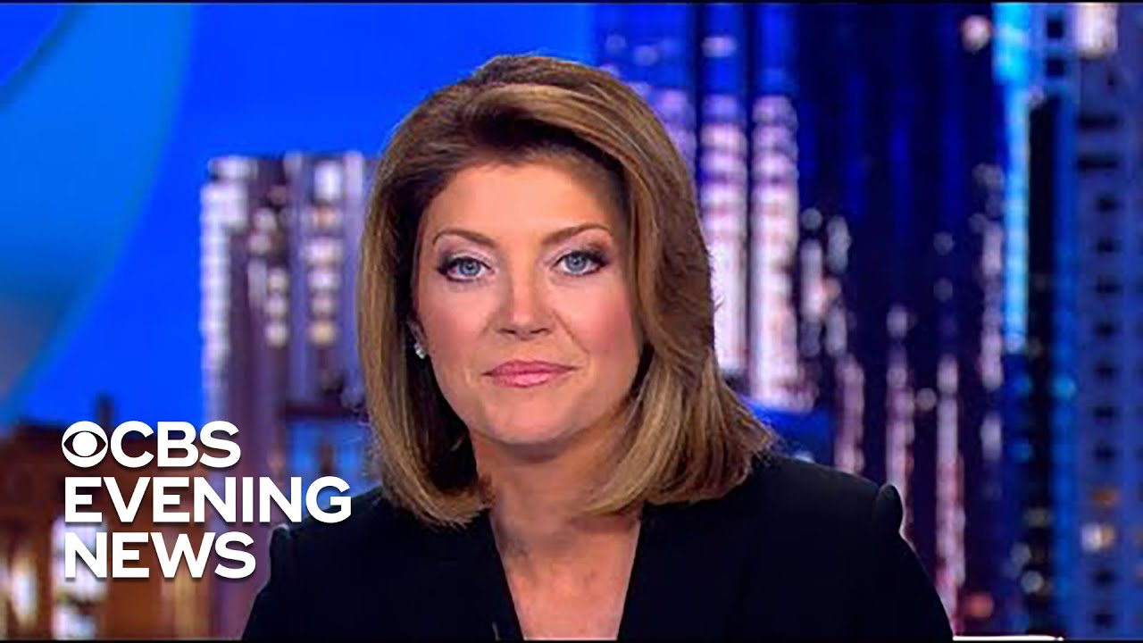 Norah O'Donnell Closes First 'CBS Evening News' With Pledge